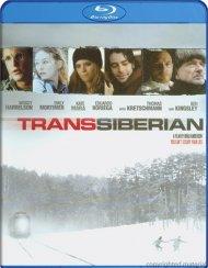 Transsiberian (Blu-ray + DVD Combo) Blu-ray