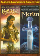 Jason And The Argonauts / Merlin (Double Feature) Movie