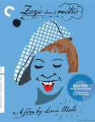 Zazie Dans Le Metro: The Criterion Collection Blu-ray