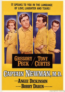 Captain Newman, M.D. Movie