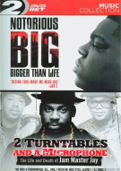 Notorious B.I.G: Bigger Than Life / 2 Turntables And A Microphone (2 Pack) Movie