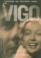 Complete Jean Vigo, The: The Criterion Collection Movie