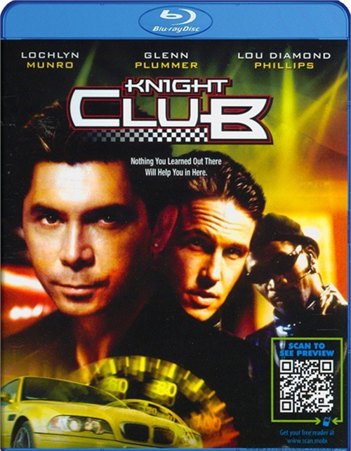 Knight Club Blu-ray