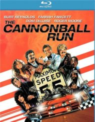 Cannonball Run, The Blu-ray