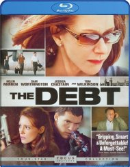 Debt, The Blu-ray