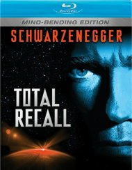 Total Recall: Mind-Bending Edition Blu-ray