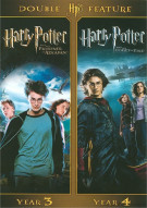 Harry Potter: Years 3 & 4 (Double Feature) Movie