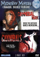 Midnight Movies: Volume 8 - Cannibal Double Feature Movie