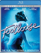 Footloose: Deluxe Edition Blu-ray