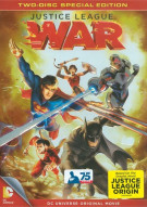 Justice League: War - Special Edition Movie