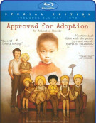 Approved For Adoption (Blu-ray + DVD Combo) Blu-ray
