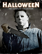 Halloween: The Complete Collection Blu-ray