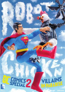 Robot Chicken DC Comics Special 2: Villains In Paradise Movie