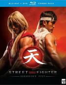 Street Fighter: Assassins Fist Blu-ray