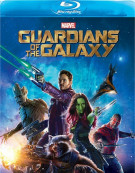 Guardians Of The Galaxy Blu-ray