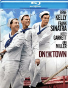 On The Town Blu-ray