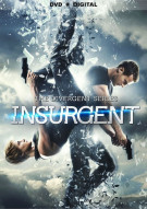 Divergent Series, The: Insurgent (DVD + UltraViolet) Movie