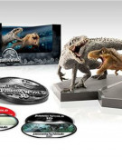 Jurassic World: Limited Edition (Blu-ray 3D + Blu-ray + DVD + UltraViolet) Blu-ray
