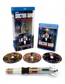 Doctor Who: The Christmas Specials Blu-ray