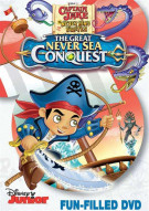 Captain Jake And The Never Land Pirates: The Great Never Sea Conquest Movie