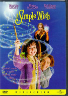 Simple Wish, A Movie