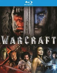 Warcraft (Blu-ray + DVD + UltraViolet) Blu-ray