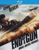 End Of A Gun (Blu-ray + UltraViolet) Blu-ray