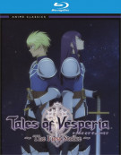 Tales of Vesperia: Movie- Anime Classics (Blu-ray + DVD Combo) Blu-ray