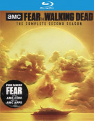Fear The Walking Dead: The Complete Second Season (Blu-ray + UltraViolet) Blu-ray