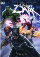 Justice League: Dark Movie