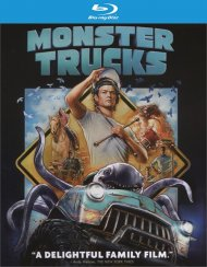 Monster Trucks (Blu-ray + Digital HD) Blu-ray