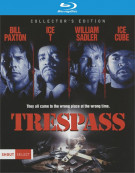 Trespass: Collectors Edition (Blu-ray) Blu-ray