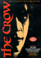 Crow, The: The Ultimate Collection: The Crow/ The Crow: City Of Angels/ The Crow: Salvation Movie