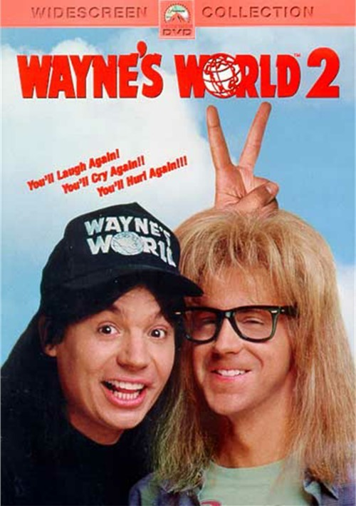 Waynes World 2 Movie