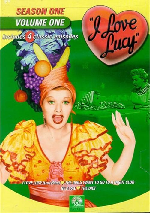 I Love Lucy: Season One - Volume One Movie