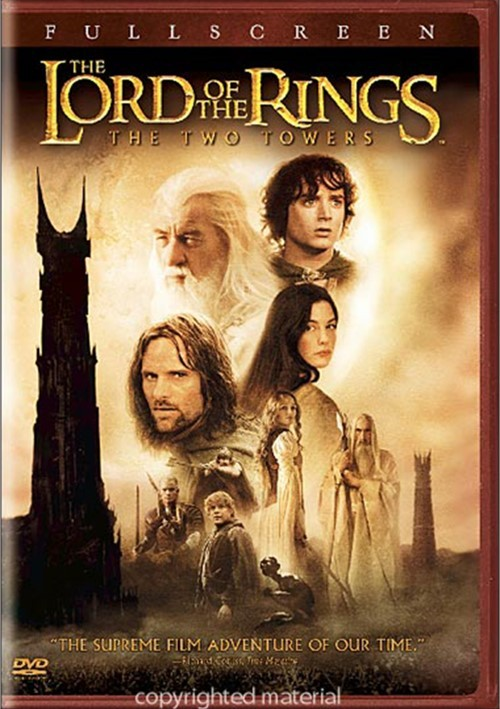 Lord Of The Rings, The: The Two Towers (Fullscreen) Movie