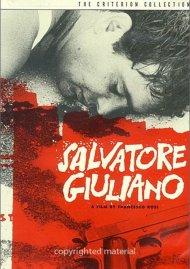 Salvatore Giuliano: The Criterion Collection Movie