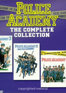 Police Academy Giftset Movie
