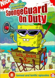 SpongeBob SquarePants: SpongeGuard On Duty Movie