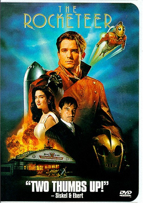 Rocketeer, The Movie