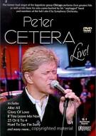 Peter Cetera Live Movie
