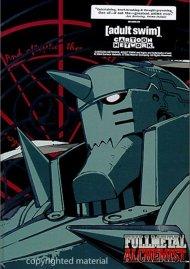 Fullmetal Alchemist: Volume 1 - The Alchemists Curse (with Art Box) Movie