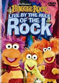 Fraggle Rock: Live By The Rule Of The Rock Movie