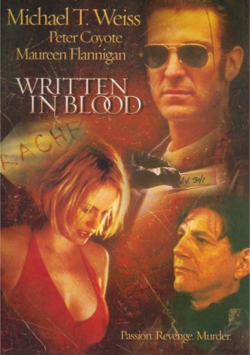 Written In Blood Movie