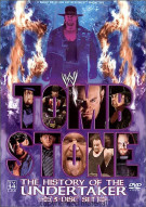 WWE: Tombstone - The History Of The Undertaker Movie