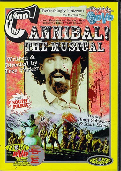 Cannibal! The Musical Movie