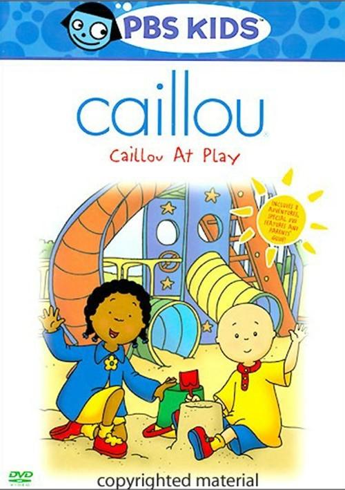 Caillou: Caillou At Play Movie