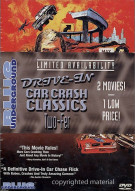 Drive-In Car Crash Classics Two-Fer: Cannonball / Fast Company Movie