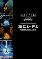 Sci-Fi Collectors Pack Movie