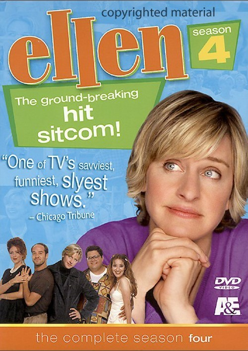 Ellen: The Complete Season Four Movie